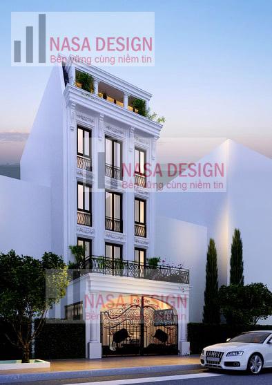 mẫu nhà làm văn phòng thiết kế nét đẹp hiện đại tại Bình Dương