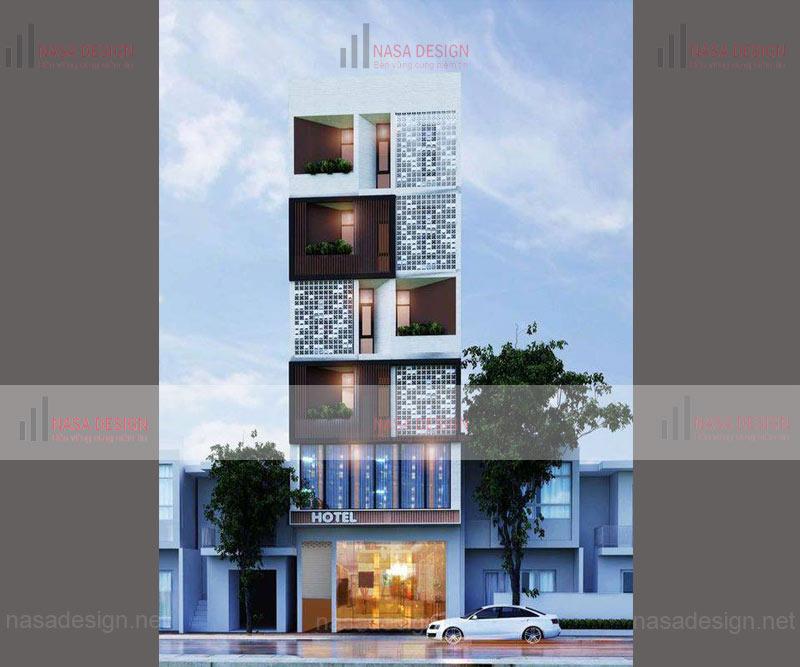 mẫu nhà biệt thự phố hiện đại đẹp