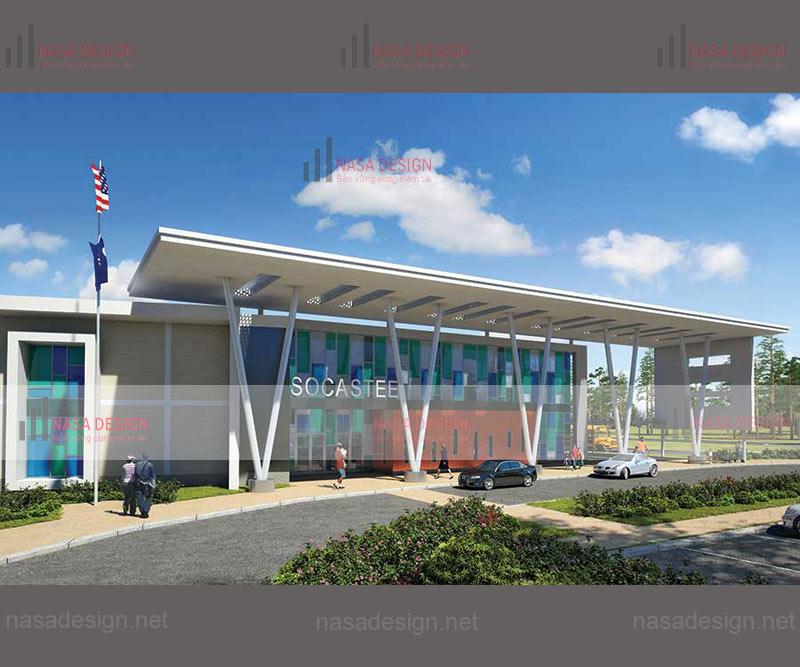 thiết kế thi công trường học tại tphcm-h2